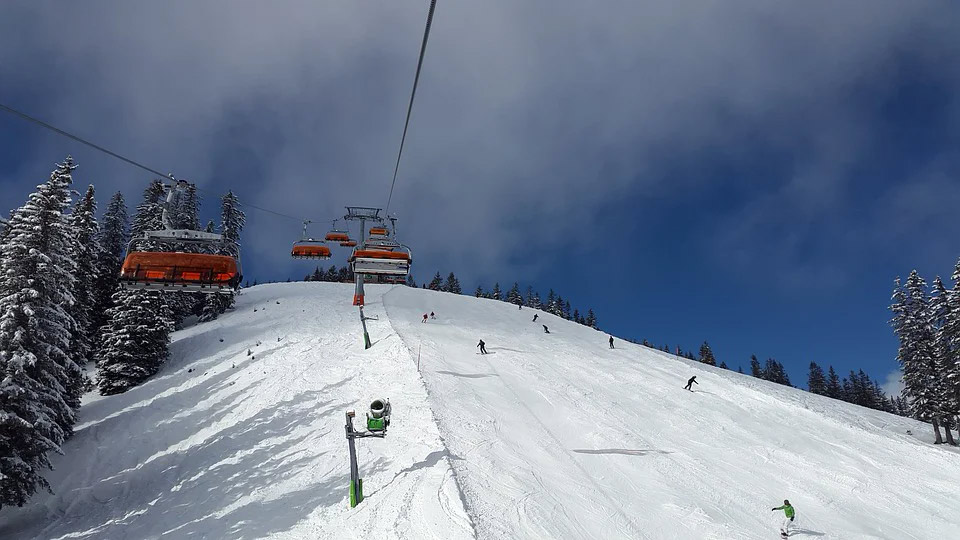 Wyciągi narciarskie